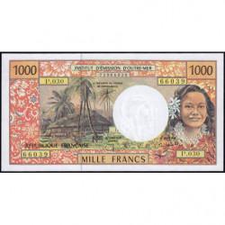 Territoire Français du Pacifique - Pick 2h - 1'000 francs - Série P.030 - 2004 - Etat : NEUF