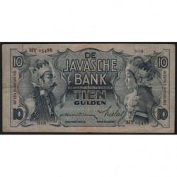 Indes Néerlandaises - Pick 79a - 10 gulden - 31/01/1934 - Etat : TB+