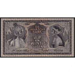 Indes Néerlandaises - Pick 80b - 25 gulden - 25/05/1939 - Etat : NEUF