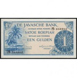 Indes Néerlandaises - Pick 98 - 1 gulden - 1948 - Etat : NEUF