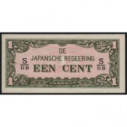 Indes Néerlandaises - Pick 119b - 1 cent - 1942 - Etat : NEUF
