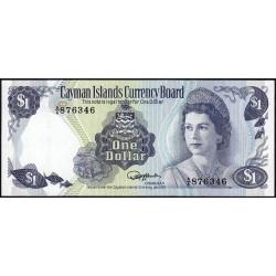 Caimans (îles) - Pick 5e - 1 dollar - 1985 - Etat : NEUF