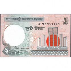 Bangladesh - Pick 6Ck - 2 taka - 2007 - Etat : NEUF