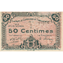 Chateauroux - Pirot 46-20 - 50 centimes - Etat : SPL