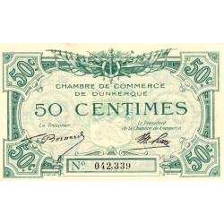 Dunkerque - Pirot 54-1 - 50 centimes - Etat : NEUF
