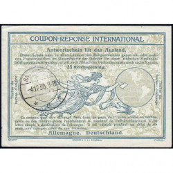 Coupon-réponse international - 35 reichspfennig - 04/12/1930 - Etat : SUP+