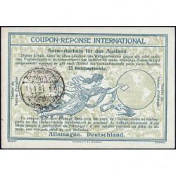 Coupon-réponse international - 35 reichspfennig - 13/01/1931 - Etat : SPL