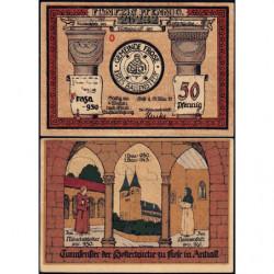 Allemagne - Notgeld - Ballenstedt (Kreis) - 50 pfennig - 15/03/1921 - Etat : SPL