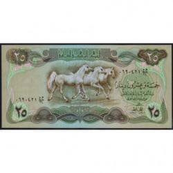 Irak - Pick 66b - 25 dinars - 1980 - Etat : NEUF