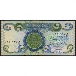 Irak - Pick 69_1 - 1 dinar - 1979 - Etat : NEUF