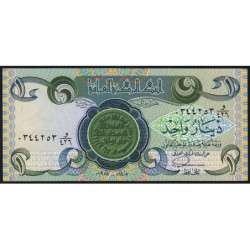 Irak - Pick 69_3 - 1 dinar - 1984 - Etat : NEUF