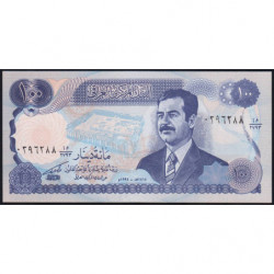 Irak - Pick 84a_1 - 100 dinars - 1994 - Etat : NEUF