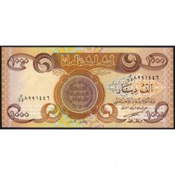 Irak - Pick 93a - 1'000 dinars - 2003 - Etat : NEUF