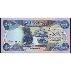 Irak - Pick 94d - 5'000 dinars - 2013 - Etat : NEUF