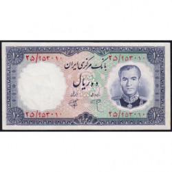 Iran - Pick 71 - 10 rials - 1961 - Etat : pr.NEUF