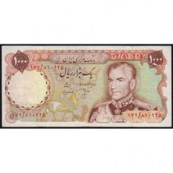 Iran - Pick 105b - 1'000 rials - 1975 - Etat : TB+
