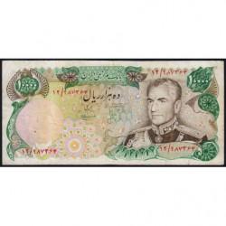 Iran - Pick 107b - 10'000 rials - 1975 - Etat : TB