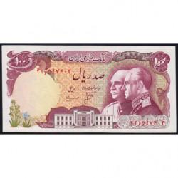 Iran - Pick 108 - 100 rials - 1975 - Commémoratif - Etat : NEUF
