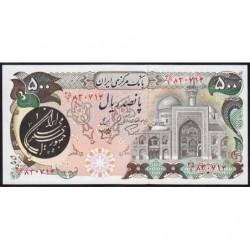 Iran - Pick 128 - 500 rials - 1980 - Etat : NEUF