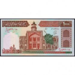 Iran - Pick 138h - 1'000 rials - 1993 - Etat : NEUF