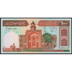 Iran - Pick 138k - 1'000 rials - 2002 - Etat : SPL