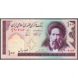 Iran - Pick 140f - 100 rials - 2003 - Etat : NEUF