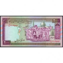Iran - Pick 141k - 2'000 rials - 2002 - Etat : NEUF