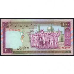 Iran - Pick 141l - 2'000 rials - 2003 - Etat : NEUF