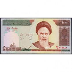Iran - Pick 143b - 1'000 rials - 1994 - Etat : NEUF