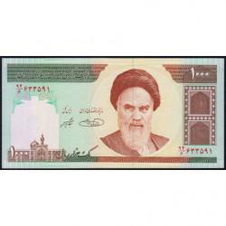 Iran - Pick 143d - 1'000 rials - 2005 - Etat : NEUF