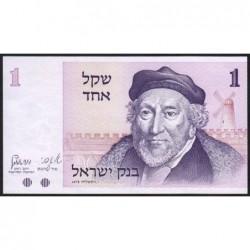 Israël - Pick 43 - 1 sheqel - 1978 (1980) - Etat : pr.NEUF