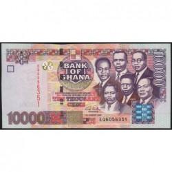 Ghana - Pick 35c - 10'000 cedis - Série EQ - 04/08/2006 - Etat : NEUF