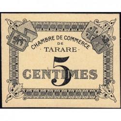 Tarare - Pirot 119-35 - 5 centimes - Sans date - Etat : NEUF