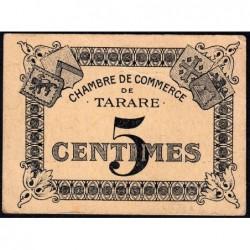 Tarare - Pirot 119-35 - 5 centimes - Sans date - Etat : TTB+