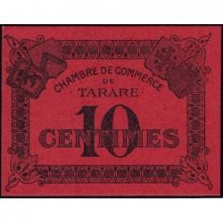 Tarare - Pirot 119-36 - 10 centimes - Sans date - Etat : NEUF