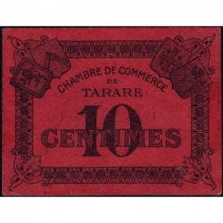 Tarare - Pirot 119-36 - 10 centimes - Sans date - Etat : SUP