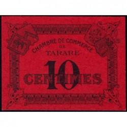 Tarare - Pirot 119-36 - 10 centimes - Sans date - Etat : pr.NEUF