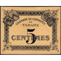 Tarare - Pirot 119-38 - 5 centimes - 2e émission - Sans date - Etat : SUP