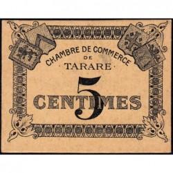 Tarare - Pirot 119-38 - 5 centimes - 2e émission - Sans date - Etat : NEUF