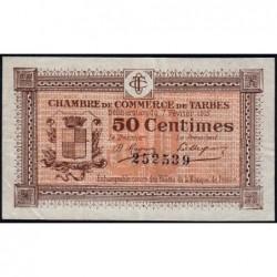 Tarbes - Pirot 120-1 - 50 centimes - Sans série - 07/02/1915 - Etat : TTB