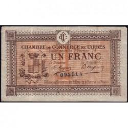 Tarbes - Pirot 120-5 - Sans série - 1 franc - 07/02/1915 - Etat : TB