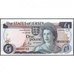 Jersey - Pick 11b - 1 pound - 1985 - Série QB - Etat : NEUF