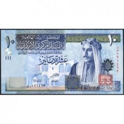 Jordanie - Pick 36e - 10 dinars - 2013 - Etat : NEUF