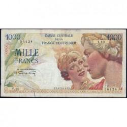AEF - Pick 26 - 1'000 francs - France Outre-Mer - Série Y.10 - 1947 - Etat : TB-