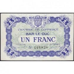 Bar-le-Duc - Pirot 19-11 - 1 franc - 01/09/1917 - Etat : NEUF