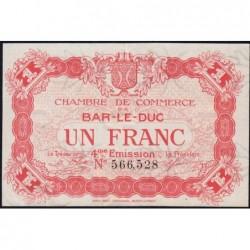 Bar-le-Duc - Pirot 19-15 - 1 franc - 4me émission (1920) - Etat : SUP
