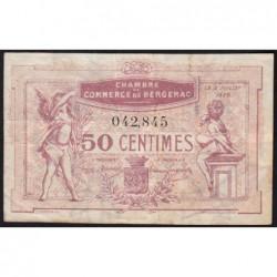 Bergerac - Pirot 24-35 - 50 centimes - 12/07/1920 - Etat : TB+