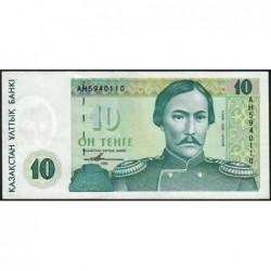 Kazakhstan - Pick 10_1 - 10 tenge - 1993 - Etat : TTB