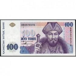 Kazakhstan - Pick 13a - 100 tenge - 1993 - Etat : NEUF