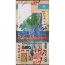 Kazakhstan - Pick 28 - 200 tenge - 2006 - Etat : NEUF